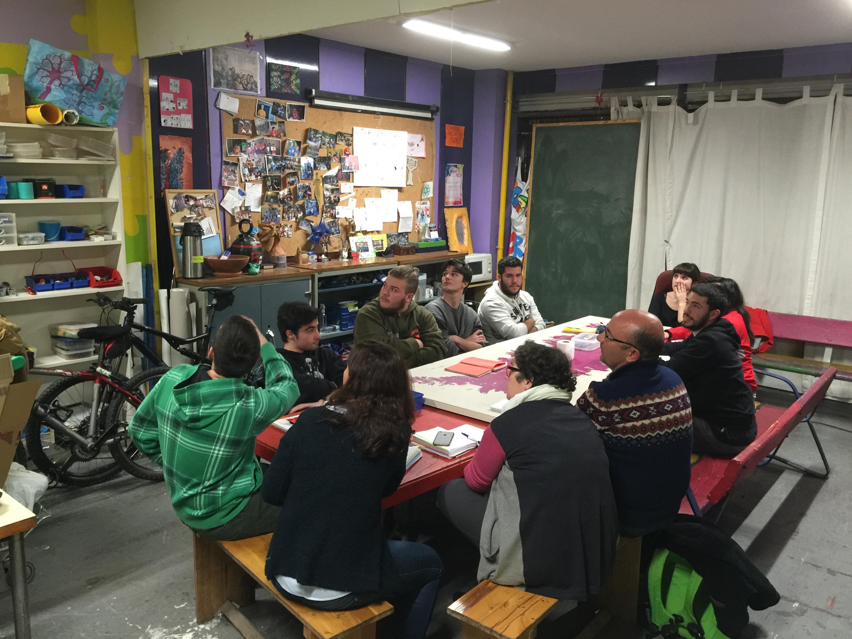 Asociación Juvenil Junior Alhóndiga